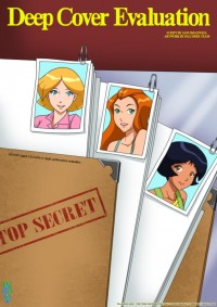 Free porn pics of Totally Spies Comic - Deep Cover Evaluation 1 of 16 pics