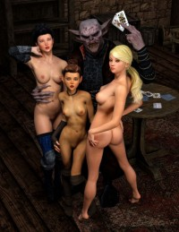 Free porn pics of Elves raped by monsters and demons 1 of 100 pics